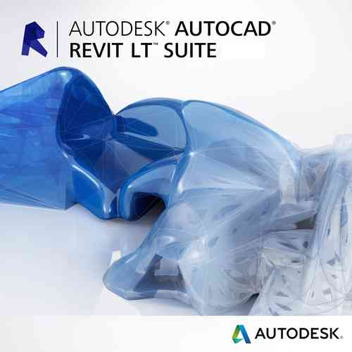 AutoCAD Revit LT Suite 2019 (1 Year) single-user