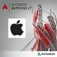 AutoCAD LT 2019 (1 Year) single-user MAC